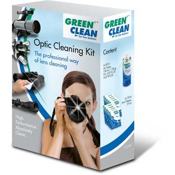 LC-7000光學鏡頭/鏡片清潔組 ,Green Clean,綠色清潔 ,專業品牌,清潔產品, 相機清潔用品