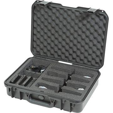 SKB Cases 3I-1813-5WMCi系列無線麥克風氣密箱(4支)
