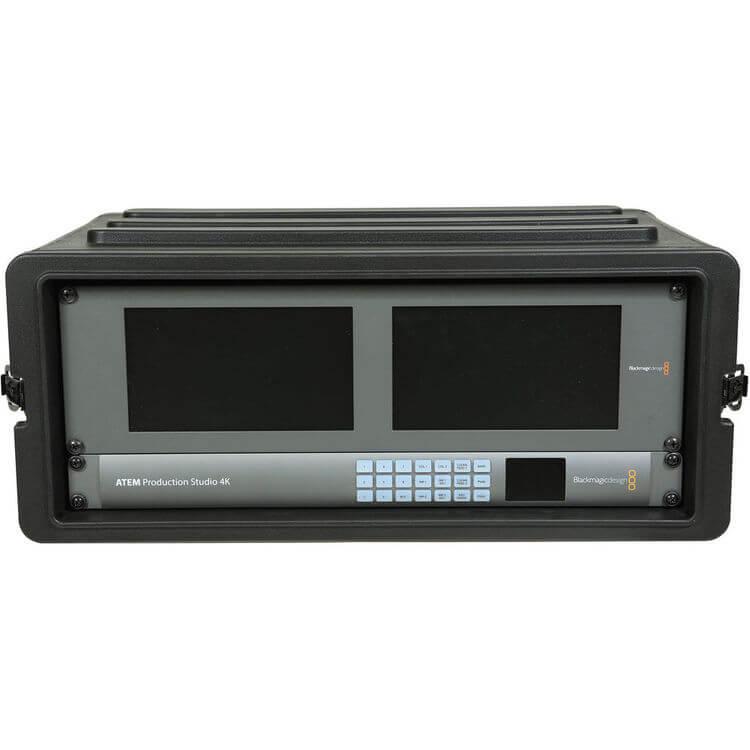SKB Cases ,1SKB-R4S ,Roto機架機箱,(4U淺架)
