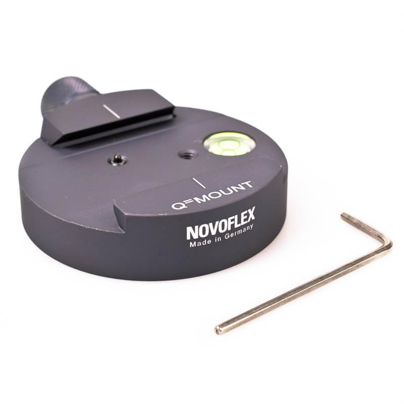 NOVOFLEX,Q=MOUNT,專業品牌,德國製造,快拆座,相機三腳架,雲台