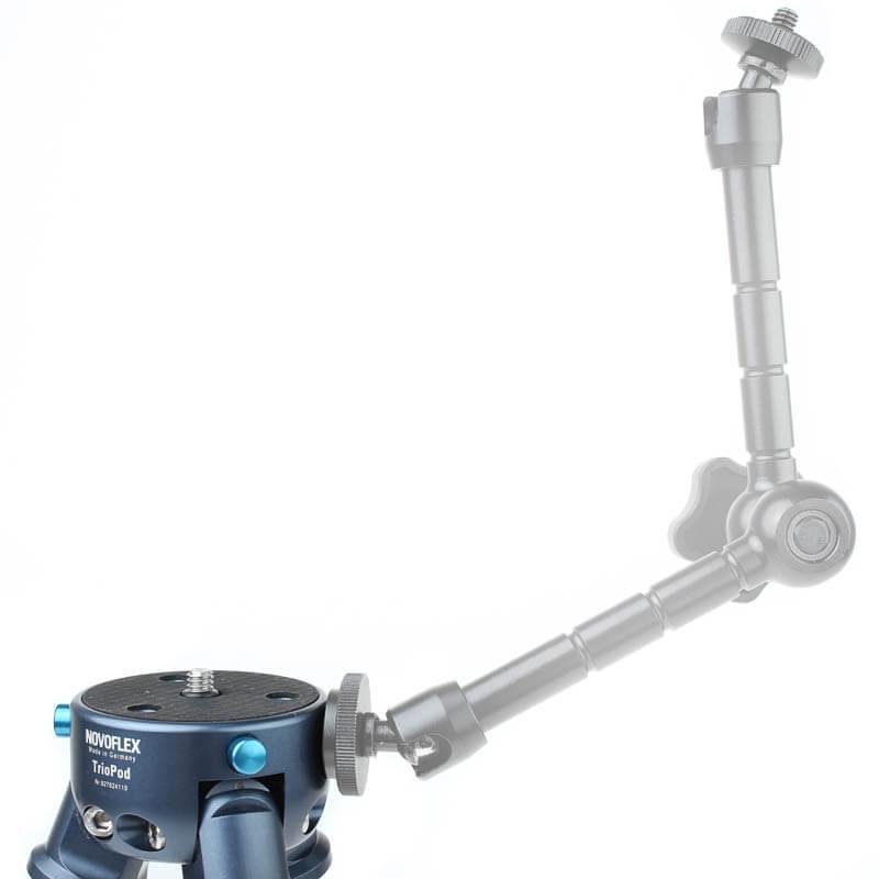 TRIOC2830碳纖維三腳架,3節,NOVOFLEX,專業品牌,德國製造,相機三腳架雲台,組合基座