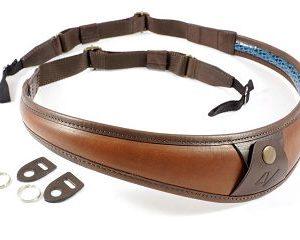 4vDesign ,相機背帶, LU-VV2324 棕/棕色(L)
