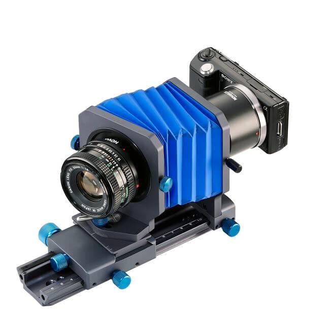CASTBAL T/S,可傾斜/移軸蛇腹基座,NOVOFLEX,專業品牌,德國製造
