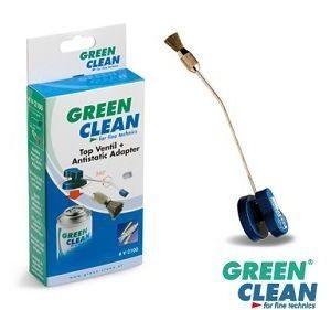 V2100吹管防靜電刷,Green Clean綠色清潔,專業品牌,相機清潔用品