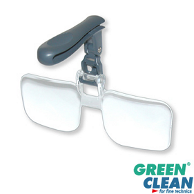 SC-0500免持夾帽式放大眼鏡,Green Clean綠色清潔,專業品牌,相機清潔用品