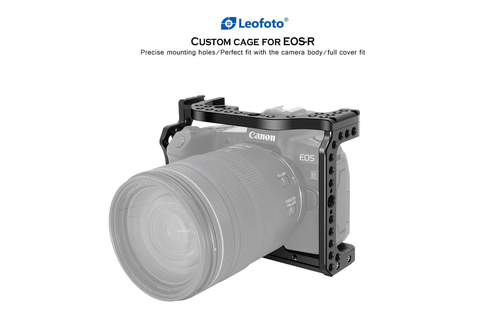 EOS-R,CANON相機專用,兔籠套件