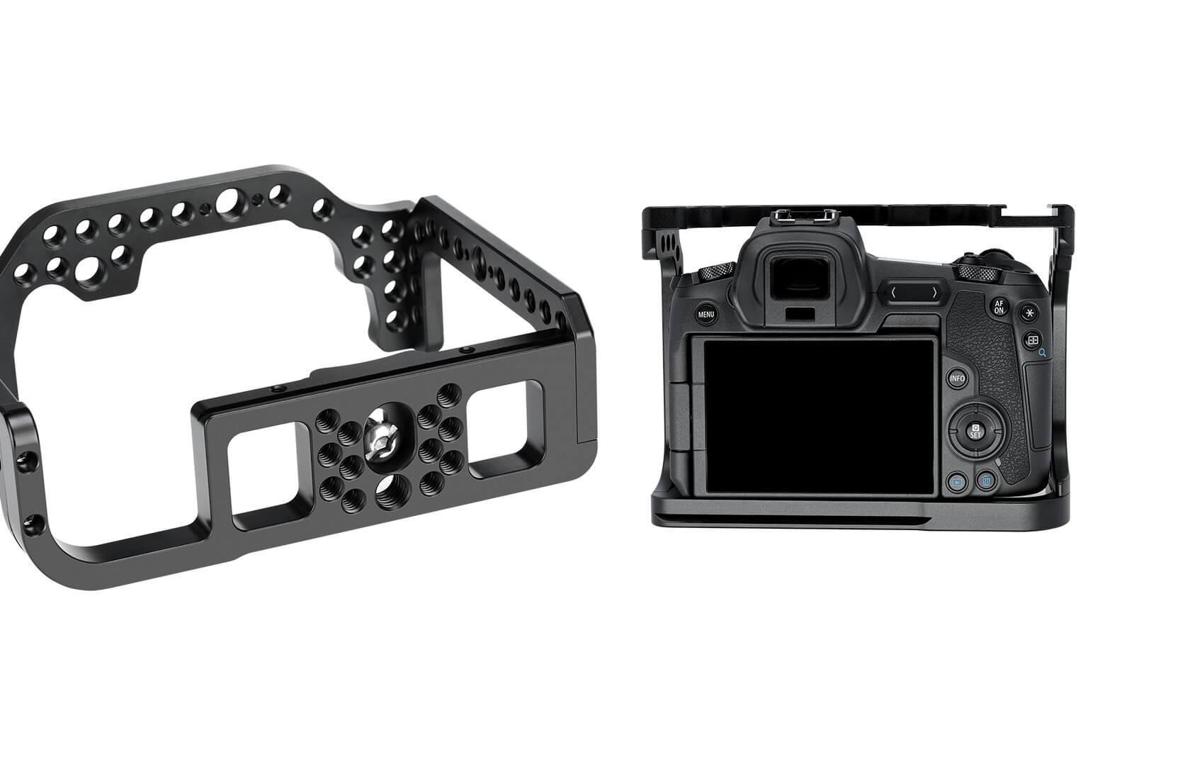 EOS-R CANO相機,專用兔籠套件