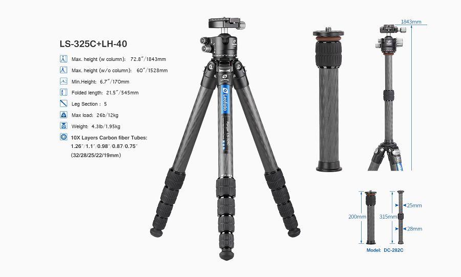 LS-325C+LH-40