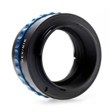NEX/NIK轉接環,NOVOFLEX,SONY NEX相機接環,