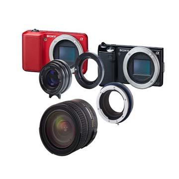NEX/MIN-AF,NOVOFLEX,SONY NEX相機轉接環,鏡頭轉接
