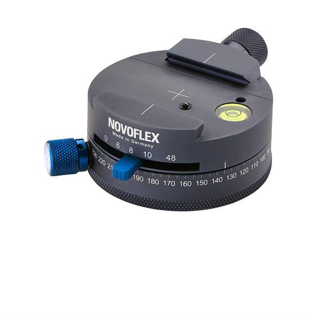 NOVOFLEX,VR-System 6/8,全景攝影系統,專業品牌,德國製造,相機三腳架,雲台