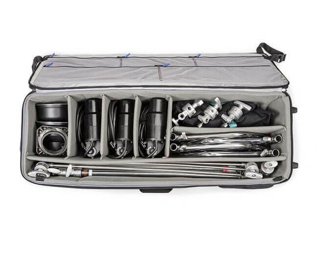 PRODUCTION MANAGER 50,滾輪式大型燈具箱,PM579,thinktank photo,創意坦克