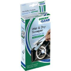 SC-4070-3乾濕清潔棒3+1入 GREEN CLEAN 緣色清潔 專業清潔相機用品