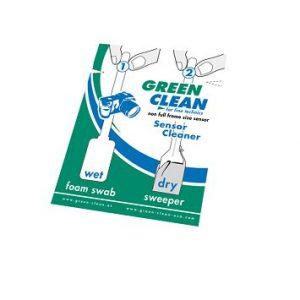 SC-4070,感光元件乾濕清潔(小) GREEN CLEAN 緣色清潔 專業清潔相機用品