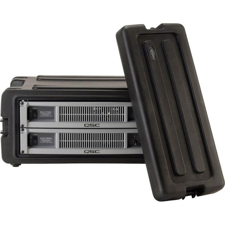 SKB Cases 1SKB-R4W 機架滾輪拉桿箱(4U)
