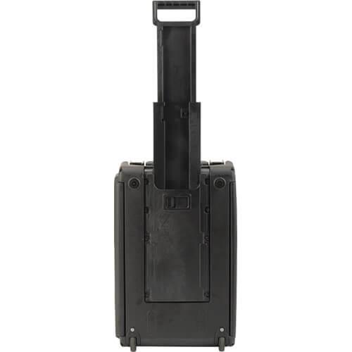 SKB Cases 1SKB19-RSF2U攜帶式滾輪拉柄機架(2U)