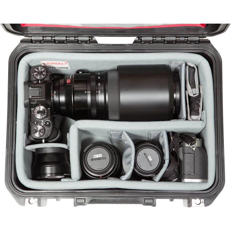 SKB Cases ,3I-1309-6DT,相機氣密箱,(Think Tank內襯分隔板)