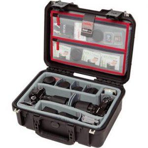 SKB Cases ,3I-1510-6DL,相機氣密箱,(Think Tank內襯分隔板)