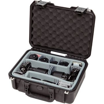 SKB Cases ,3I-1510-6DT,相機氣密箱,(Think Tank內襯分隔板)
