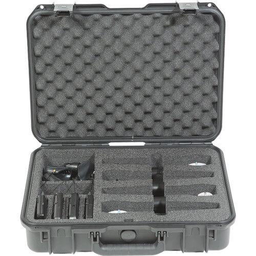 SKB Cases ,3I-1813-5WMC ,i 系列,無線麥克風氣密箱(4支)