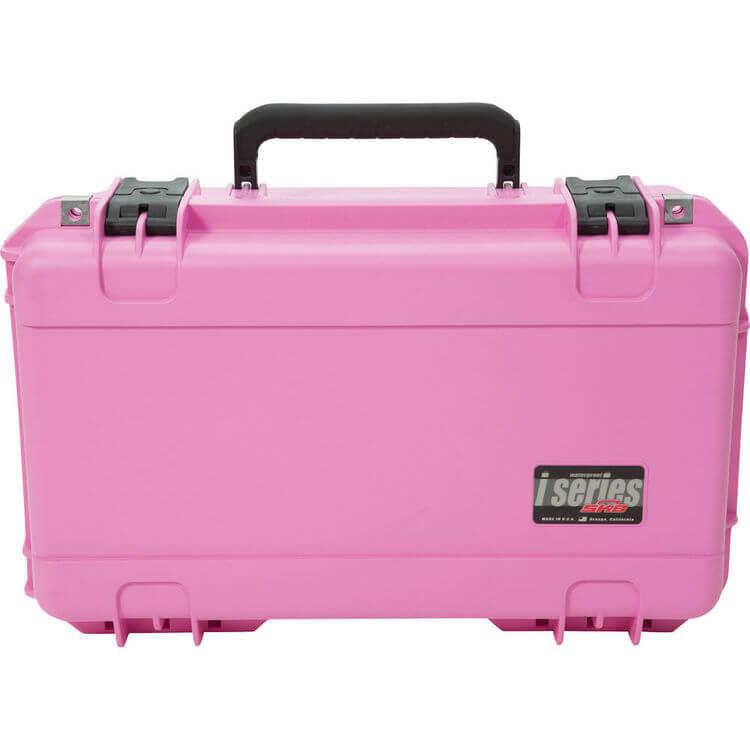 SKB Cases ,3I-20117SLRP,滾輪拉柄氣密箱,(粉紅色)
