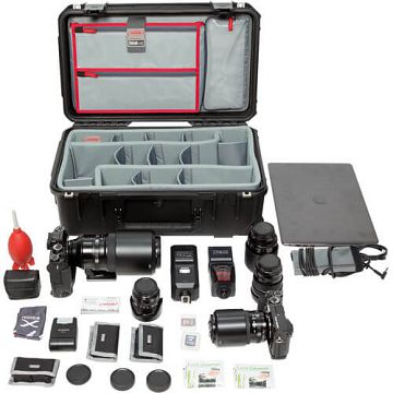 SKB-Cases-3i-2011-7DL相機氣密箱(附收納上蓋)