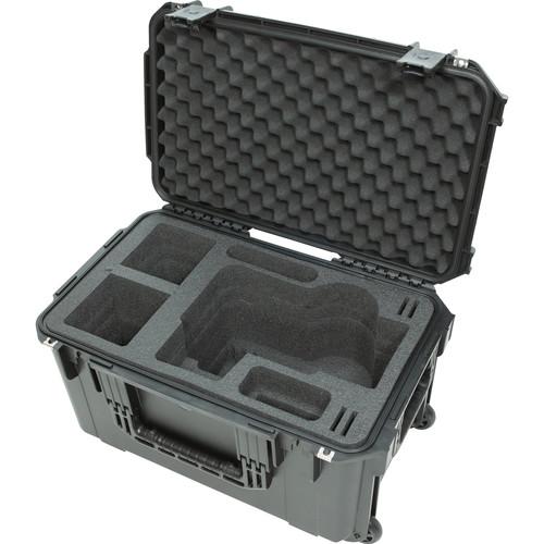 SKB Cases, 3i-221312BKU,數位電影攝影機,滾輪拉柄氣密箱