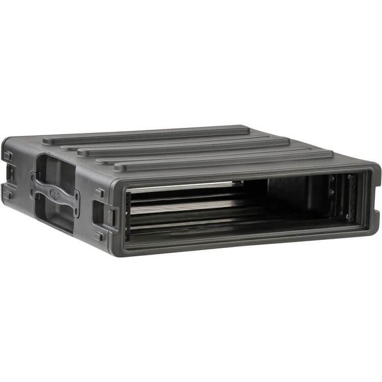 SKB Cases,1SKB-R2U,Roto,機架氣密箱(2U)