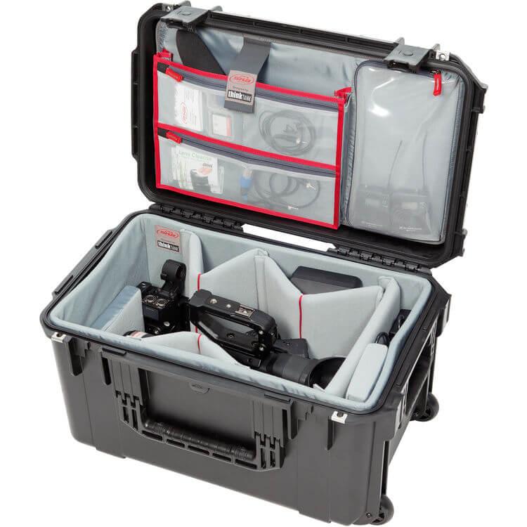 SKB Cases,3I-2213-12DL ,i 系列攝影機防水氣密箱