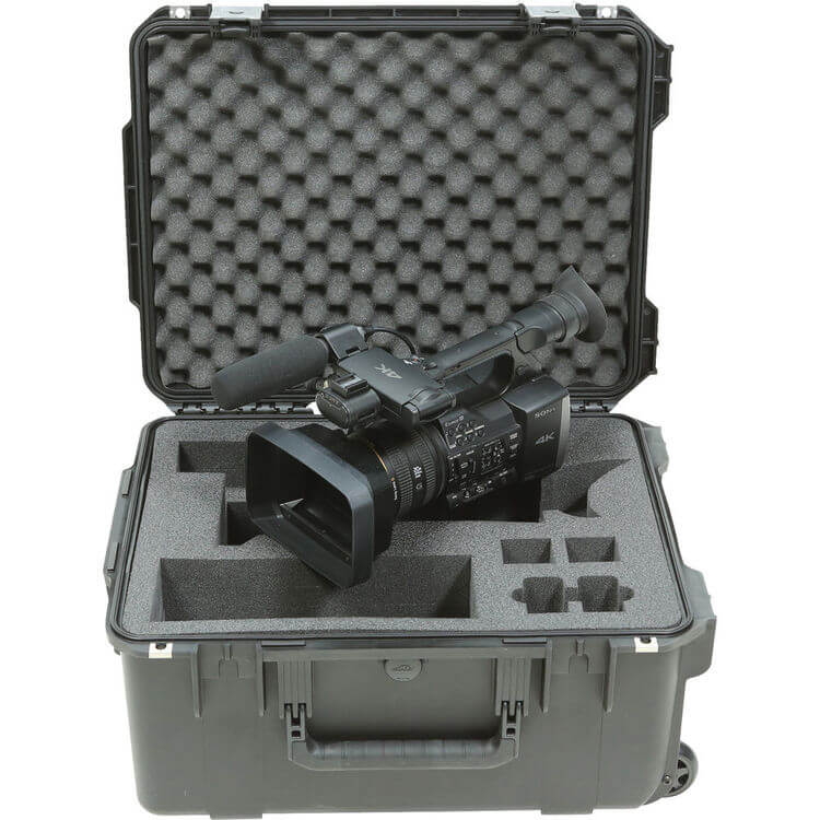 SKB Cases, 3I-201510AX1,攝影機滾輪拉柄氣密箱,(Sony -AX1系列)
