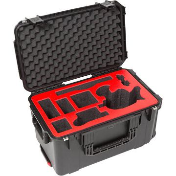 SKB Cases, 3I-221312CAN,攝影機滾輪拉柄氣密箱,(Canon C300MKII系列)