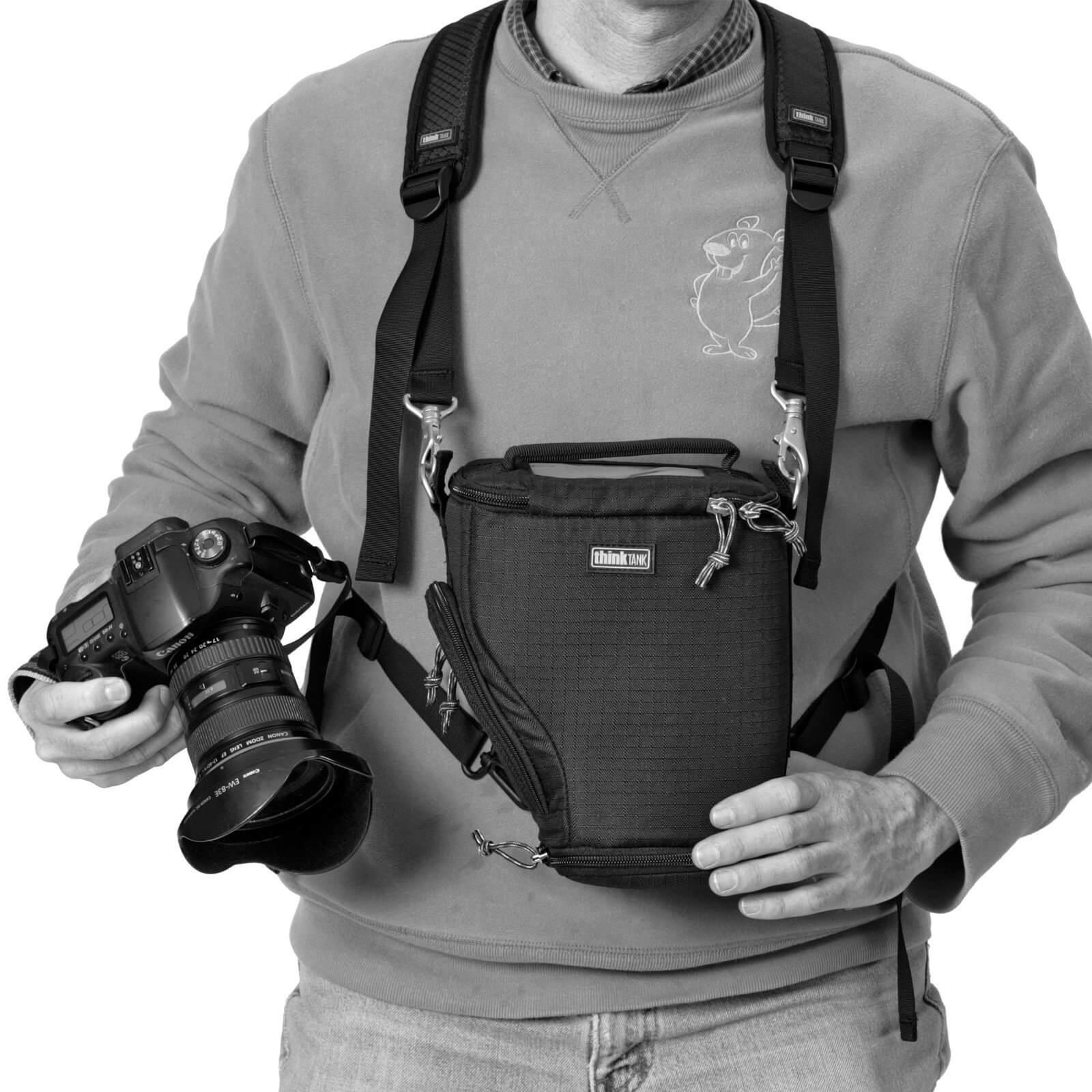 ThinkTank Brustgurt Digital Holster Harness,雙肩背帶 ,DH886