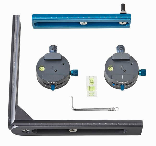 NOVOFLEX,VR-System 6/8,全景攝影系統,專業品牌,德國製造