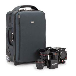 VIDEO TRANSPORT 18,ThinkTank photo,創意坦克,品牌攝影包,專業攝影,滾輪行李箱