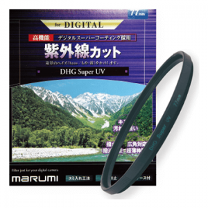 DHG,Super, UV L390,保護鏡,多層鍍膜,日本專業濾鏡,marumi