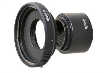 EOSR/A + HARING, Hasselblad V-lenses